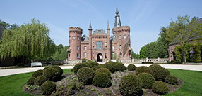 Eventlocation am Schloss Moyland