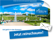 Aaldering Hotels Newsletter