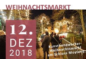 Kunsthandwerker-Weihnachtsmarkt