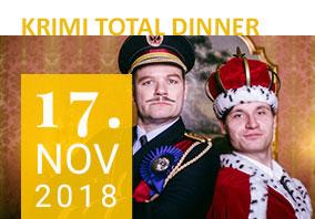Krimi total Dinner NRW